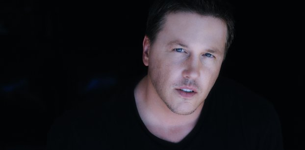 Lochlyn Munro recording at our Toronto studio